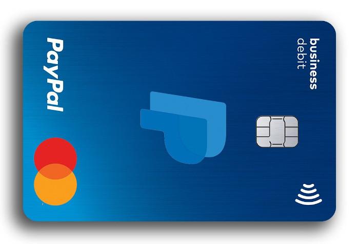 Paypal Debit Mastercard im Check - Mobilebanking.de