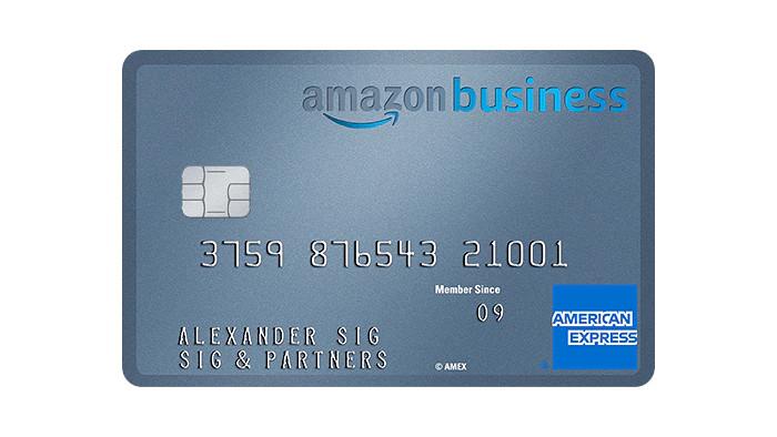 Neu: Amazon Business American Express Kreditkarte - Mobilebanking.de